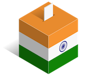 India election live maps and results 2019